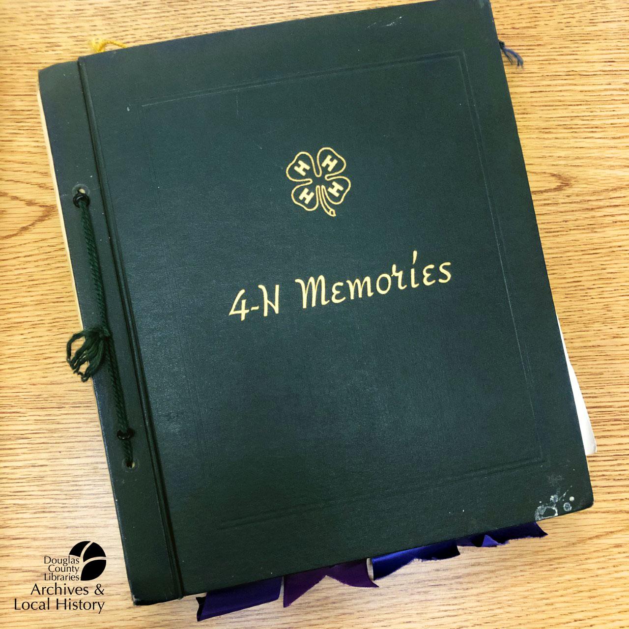 4-H Memories